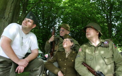 70th Anniversary D-Day Celebrations