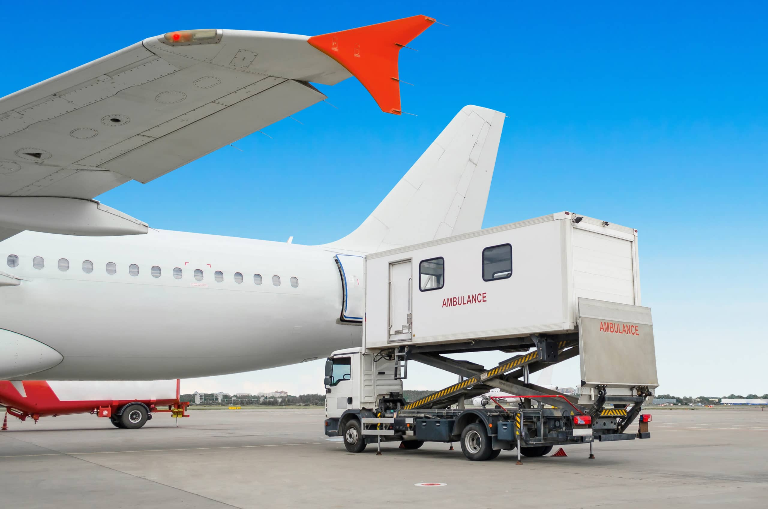 Medical Escort Services on airlines